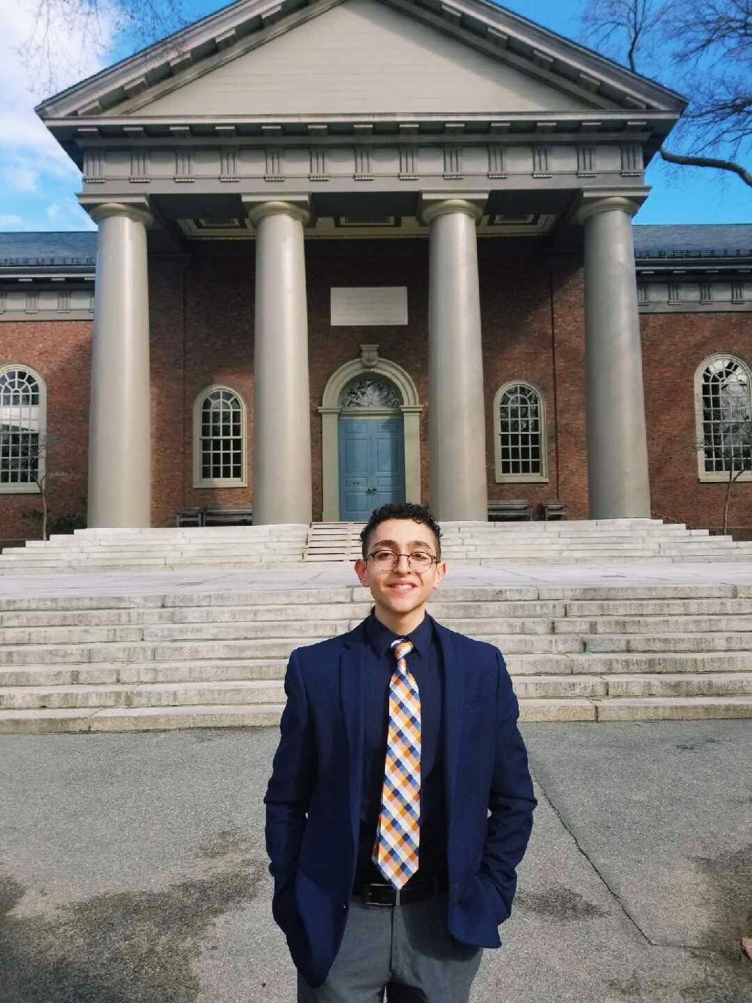 County Prep High School Junior Chosen for National Recognition by Citizen University's Youth Collaboratory